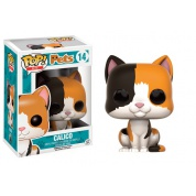 Funko POP! Pets Cats - Calico Vinyl Figure 10cm
