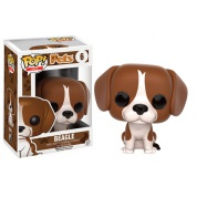 Funko POP! Pets Dogs - Beagle Vinyl Figure 10cm