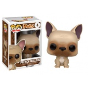 Funko POP! Pets Dogs - French Bulldog Vinyl Figure 10cm
