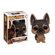 Funko POP! Pets Dogs - German Shepherd Vinyl Figure 10cm