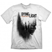 Dying Light T-Shirt - Cover Zombie - Size XXL