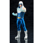 DC Universe ARTFX+ Series - CAPTAIN COLD New 52 Statue 20cm