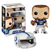 Funko POP! Football - NFL Wave 1 Indianapolis Colts Andrew Luck Vinyl Figure 10cm