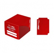 UP - Deck Box - Pro Dual Small - Red