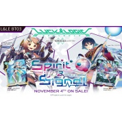 Luck & Logic - Booster Display: Spirit & Signal - (20 Packs) - EN
