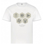 The Talos Principle T-Shirt Actions - Size S