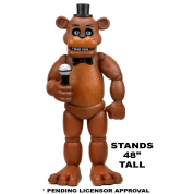 Five Nights at Freddy's - FREDDY Large Scale Foam Replica Action Figure 120cm