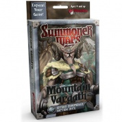 Summoner Wars: Mountain Vargath Second Summoner Deck - EN