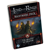FFG - Lord of the Rings LCG: The Wastes of Eriador Nightmare Deck - EN