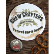 Brew Crafters: The Travel Card Game - EN