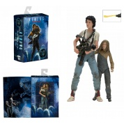Aliens - 30th Anniversary Ripley & Newt Deluxe 7-inch Scale Action Figure 2-Pack