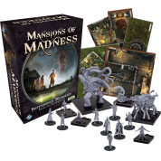 FFG - Mansions of Madness 2nd Edition: Suppressed Memories - EN