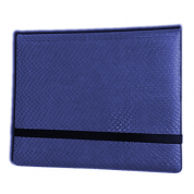 Legion - 8 Pocket Dragonhide Binder - Blue