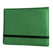 Legion - 8 Pocket Dragonhide Binder - Green