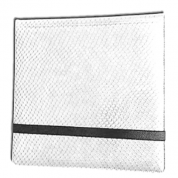 Legion - 12 Pocket Dragonhide Binder - White