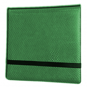 Legion - 12 Pocket Dragonhide Binder - Green