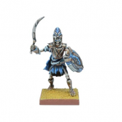 Kings of War - Empire of Dust Revenant Champion/Army Standard Bearer - EN