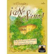 La Granja The Dice Game: No Siesta - EN