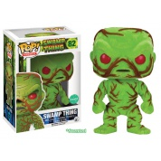 Funko POP! DC Comics - Swamp Thing Flocked and Scented Variant Vinyl Figure 10cm limited