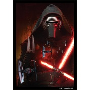 FFG - Star Wars Sleeves: Kylo Ren (50 Sleeves) - EN