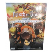 Attack On Titan: Tactical Board Game - EN