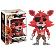 Funko POP! Games Five Nights at Freddy's - Foxy The Pirate Vinyl Figure 10cm
