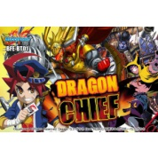 Future Card Buddyfight - Set 01: Dragon Chief - Booster Display (30 Packs) - EN