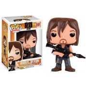 Funko POP! Television - The Walking Dead Daryl with Rocket Launcher Vinyl Figure 10cm