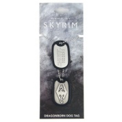 The Elder Scrolls V: Skyrim - Dog Tags - Dovahkiin