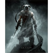 The Elder Scrolls V: Skyrim - Wallscroll - Dragonborn