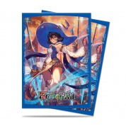 UP - Deck Protector Sleeves - Force of Will - L1: Zero (65 Sleeves)