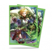 UP - Deck Protector Sleeves - Force of Will - L1: Fiethsing (65 Sleeves)