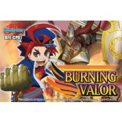Future Card Buddyfight - Character Pack 01: Burning Valor - Booster Display (30 Packs) - EN