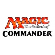 MTG - Commander 2016 Deck Display (5 Decks) - ES