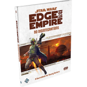 FFG - Star Wars: Edge of the Empire - No Disintegrations: A Sourcebook for Bounty Hunters - EN