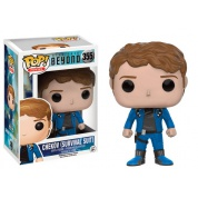 Funko POP! Movies Star Trek Beyond - Chekov Survival Suit Version Vinyl Figure 10cm limited