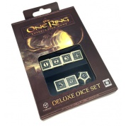 The One Ring: Deluxe Dice Set (7 Dice) - EN