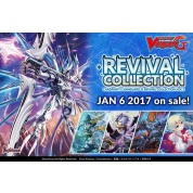 Cardfight!! Vanguard - Revival Collection - Booster Display (10 Packs) - EN