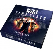 Doctor Who: The Card Game – Time Clash Starter Set - EN