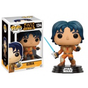 Funko POP! Star Wars Rebels - Ezra Vinyl Figure 10cm