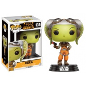 Funko POP! Star Wars Rebels - Hera Vinyl Figure 10cm