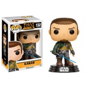 Funko POP! Star Wars Rebels - Kanan Vinyl Figure 10cm