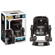 Funko POP! Star Wars Rogue One - C2-B5 Vinyl Figure 10cm