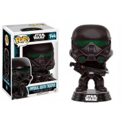 Funko POP! Star Wars Rogue One - Imperial Death Trooper Vinyl Figure 10cm