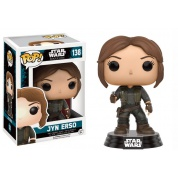 Funko POP! Star Wars Rogue One - Jyn Erso Trooper Vinyl Figure 10cm