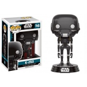 Funko POP! Star Wars Rogue One - K-2SO Trooper Vinyl Figure 10cm