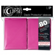 UP - Standard Sleeves - PRO-Matte Eclipse - Pink (80 Sleeves)