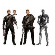 Cult Classics Terminator 2 Judgment Day Series 2 - 7-inch action figures Assortment (8)