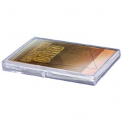 UP - Hinged Clear Box - (For 15 Cards)