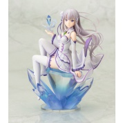 Re: ZERO Life in a different world from Zero - EMILIA Ani Statue 17cm